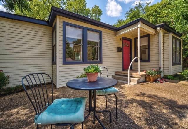 910 Jessie St, Austin, TX 78704 (#1355540) :: Ben Kinney Real Estate Team