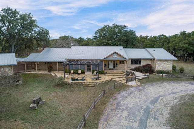 36 Saddle Rock Rdg, Wimberley, TX 78676 (#1355770) :: The Perry Henderson Group at Berkshire Hathaway Texas Realty
