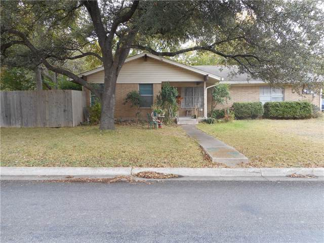 1701 Davis St, Taylor, TX 76574 (#1355939) :: Realty Executives - Town & Country