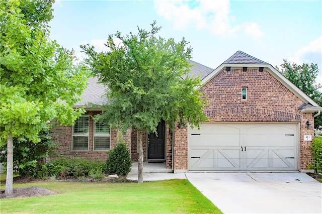 413 Granite Rock Ln, Georgetown, TX 78628 (MLS #1357164) :: NewHomePrograms.com