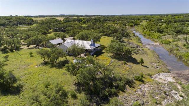 447 Totem Pole Ln, Johnson City, TX 78636 (#1357780) :: Ben Kinney Real Estate Team