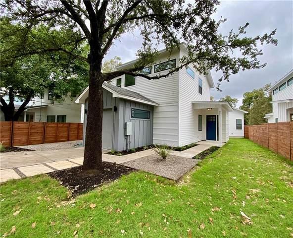 4708 Milburn Ln #1, Austin, TX 78702 (#1357867) :: Papasan Real Estate Team @ Keller Williams Realty