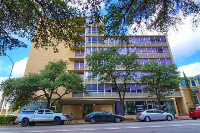 1800 Lavaca St #102, Austin, TX 78701 (#1358423) :: The Perry Henderson Group at Berkshire Hathaway Texas Realty