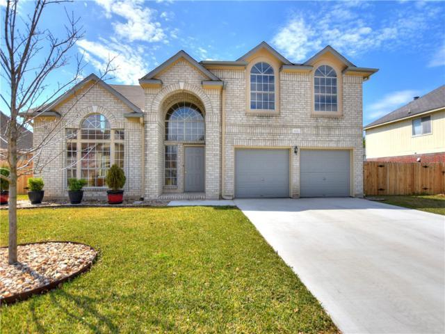 406 Thunderbay Dr, Georgetown, TX 78626 (#1358469) :: Papasan Real Estate Team @ Keller Williams Realty
