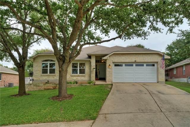 125 Chandler Pointe Loop, Round Rock, TX 78665 (#1358863) :: Bristol Palin Team