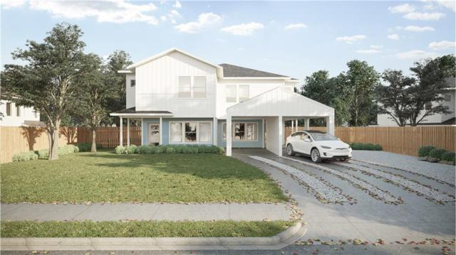 1121 Walton A, Austin, TX 78721 (#1359591) :: Ana Luxury Homes