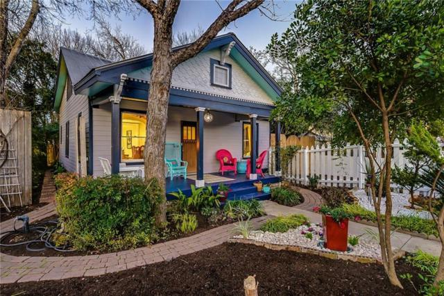704 W Mary St, Austin, TX 78704 (#1359788) :: KW United Group
