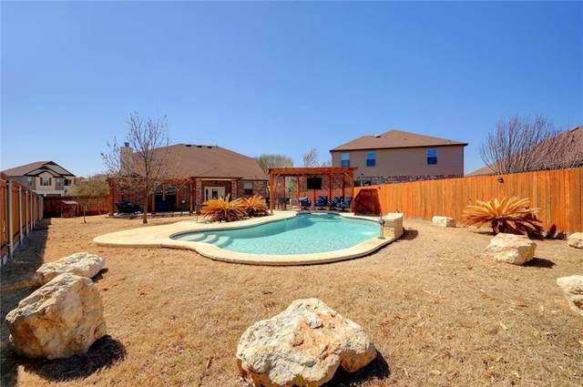 913 Water Hyacinth Loop, Leander, TX 78641 (#1364374) :: Zina & Co. Real Estate
