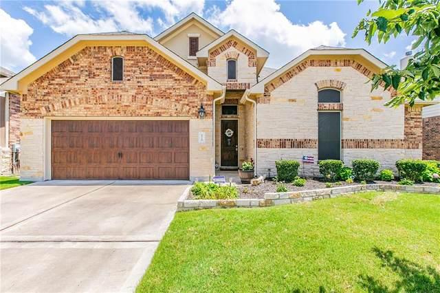 2719 Mariposa Way, Round Rock, TX 78665 (#1365193) :: Ben Kinney Real Estate Team
