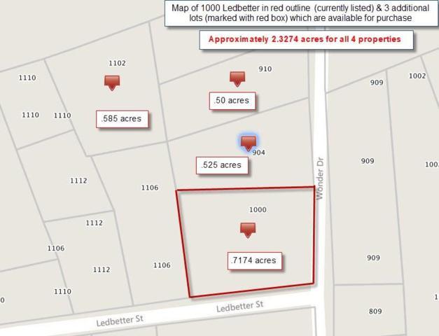 1000 Ledbetter St, Round Rock, TX 78681 (#1365563) :: Douglas Residential