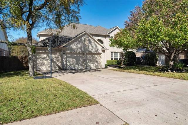 8207 Fern Bluff Ave, Round Rock, TX 78681 (#1366692) :: The Heyl Group at Keller Williams