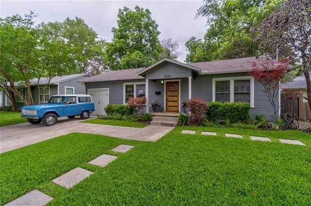 1510 Cullen Ave, Austin, TX 78757 (#1366889) :: Papasan Real Estate Team @ Keller Williams Realty
