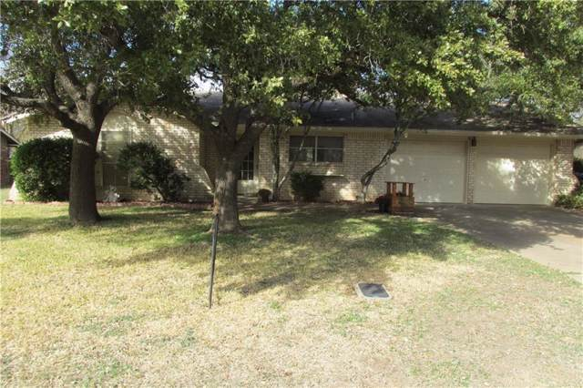 907 Parker Cir, Georgetown, TX 78628 (#1366896) :: The Perry Henderson Group at Berkshire Hathaway Texas Realty