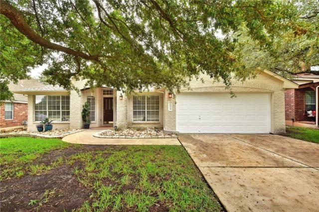 1604 Buttercup Creek Blvd, Cedar Park, TX 78613 (#1367135) :: RE/MAX Capital City