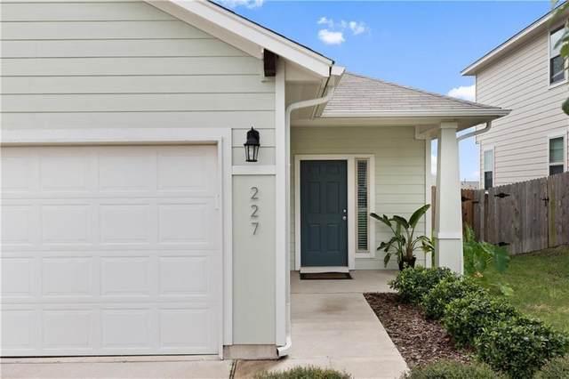 227 Triumph Rd, Buda, TX 78610 (#1367232) :: Papasan Real Estate Team @ Keller Williams Realty