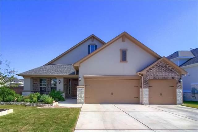 2533 Cappelle Way, Round Rock, TX 78665 (MLS #1367980) :: Brautigan Realty