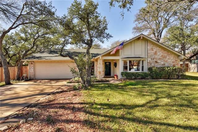 4808 Woodside Dr, Austin, TX 78735 (#1368026) :: Watters International
