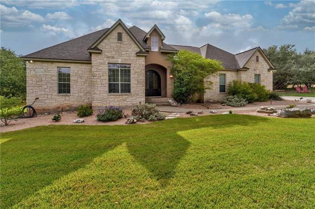 205 Penta Ct, Driftwood, TX 78619 (#1370435) :: RE/MAX Capital City