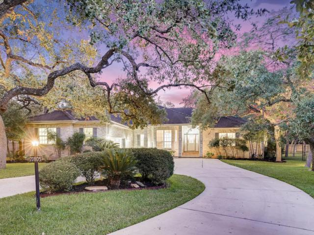 20805 Woodland Cv, San Antonio, TX 78266 (#1370658) :: Watters International