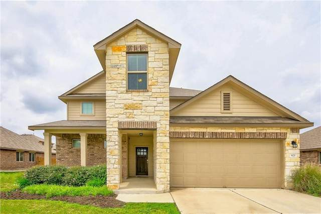 925 Canvasback Creek Dr, Leander, TX 78641 (#1370799) :: Service First Real Estate