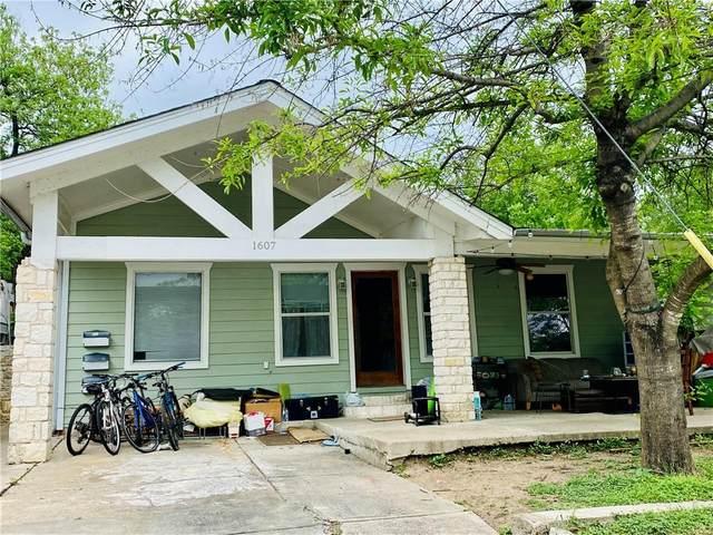 1607 Singleton Ave, Austin, TX 78702 (#1371049) :: Papasan Real Estate Team @ Keller Williams Realty
