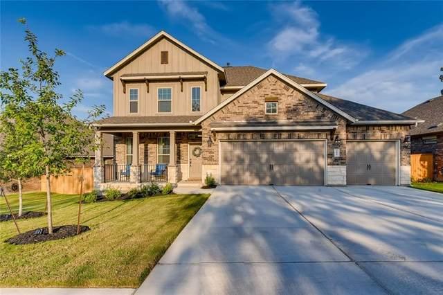 305 Buffalo Ridge Dr, Manchaca, TX 78652 (#1372524) :: Papasan Real Estate Team @ Keller Williams Realty