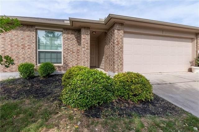 1007 Plateau Trl, Georgetown, TX 78626 (#1374207) :: Zina & Co. Real Estate