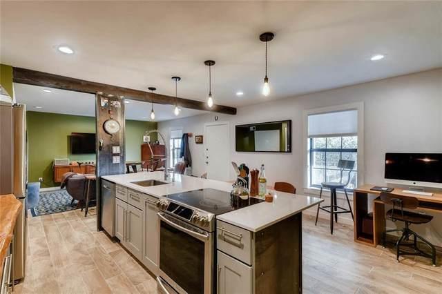 2302 East Side Dr #28, Austin, TX 78704 (#1374372) :: Umlauf Properties Group