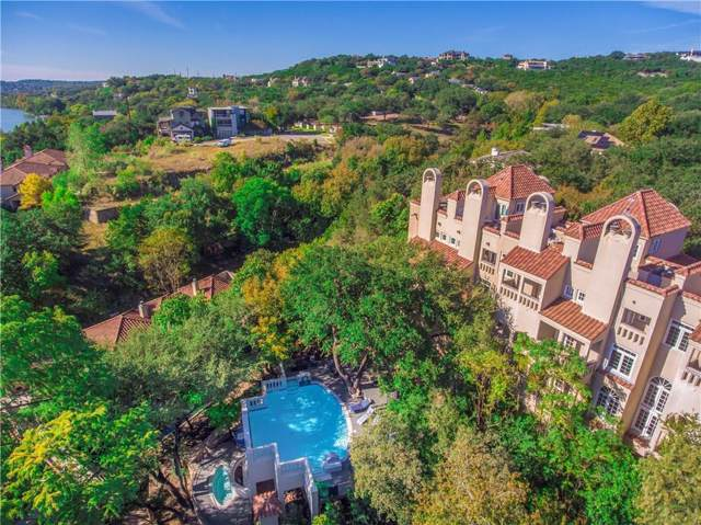1937 Rue De St Tropez #10, Austin, TX 78746 (#1377088) :: The Heyl Group at Keller Williams
