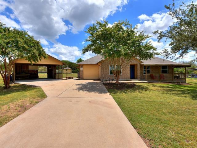 205 Panther Path, Liberty Hill, TX 78642 (#1377710) :: Realty Executives - Town & Country