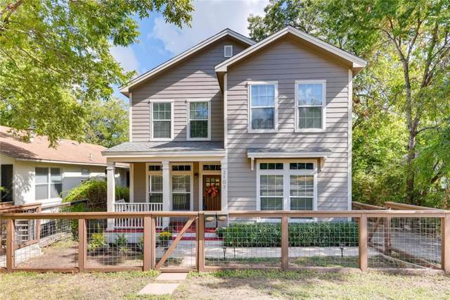 2107 Glendale Pl, Austin, TX 78704 (#1378223) :: Lauren McCoy with David Brodsky Properties