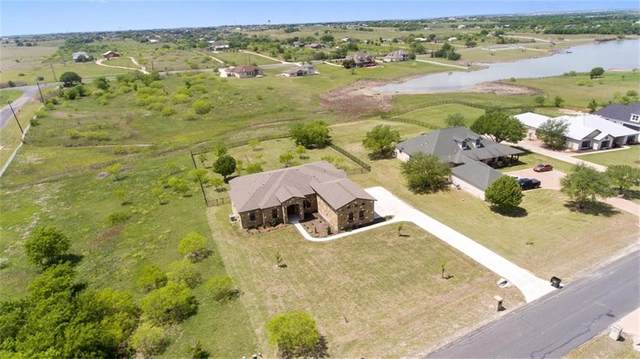 105 Tonkawa Rdg, Hutto, TX 78634 (#1378404) :: Lucido Global