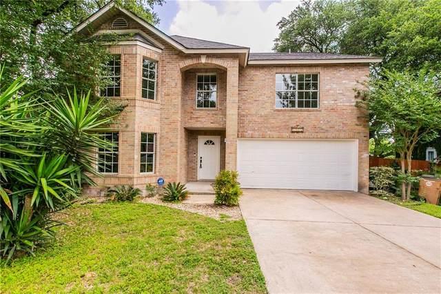 8586 Steamline Cir, Austin, TX 78745 (#1378467) :: Papasan Real Estate Team @ Keller Williams Realty