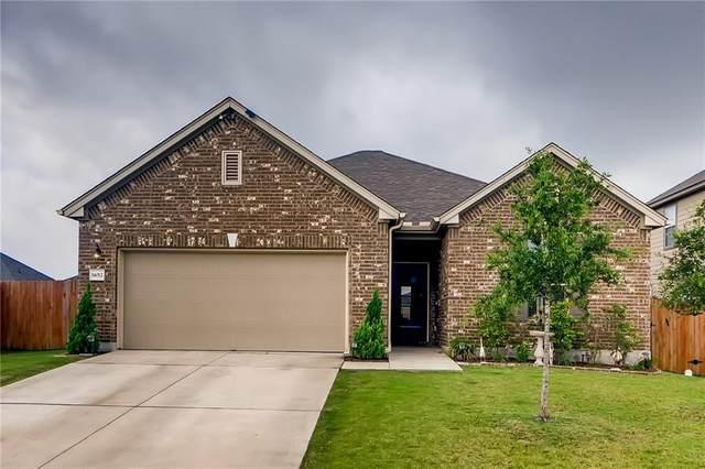 14012 James Garfield St, Manor, TX 78653 (MLS #1378749) :: Brautigan Realty