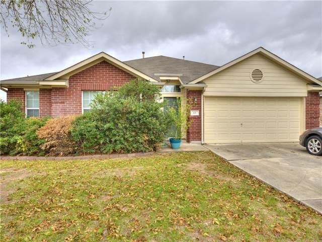 101 Pecanwood S, Kyle, TX 78640 (#1379741) :: Zina & Co. Real Estate