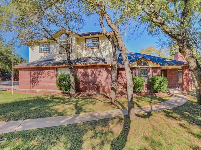 506 La Paloma Dr, Georgetown, TX 78628 (#1383229) :: The Heyl Group at Keller Williams