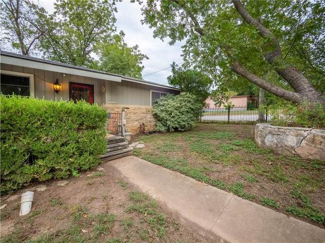 209 S Elm St, Georgetown, TX 78626 (#1384790) :: Front Real Estate Co.