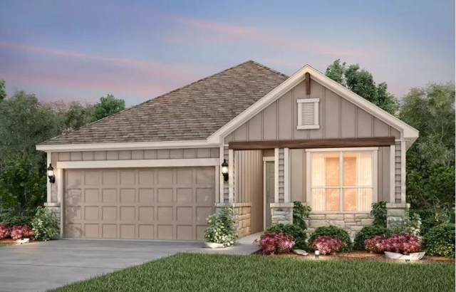 181 Cascata Way, Liberty Hill, TX 78642 (#1386005) :: The Perry Henderson Group at Berkshire Hathaway Texas Realty