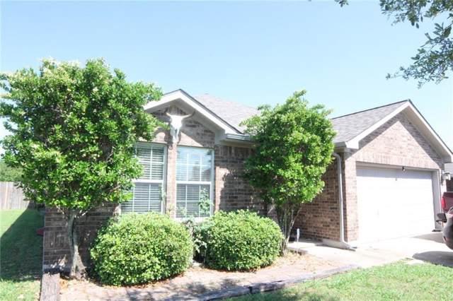 120 Kerley Dr, Hutto, TX 78634 (#1386845) :: Papasan Real Estate Team @ Keller Williams Realty