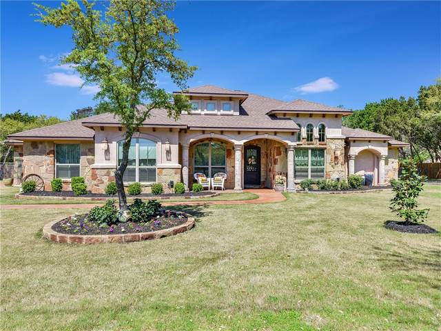 2850 Fm 3405, Georgetown, TX 78633 (#1387823) :: Realty Executives - Town & Country