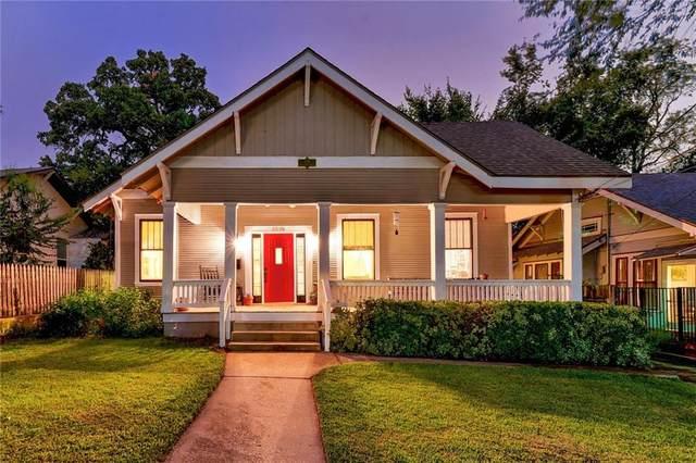 1516 W 9th St, Austin, TX 78703 (#1388381) :: Ben Kinney Real Estate Team