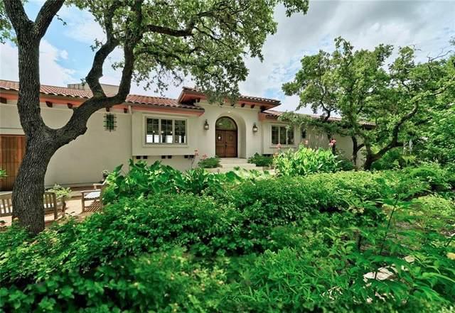 811 Rock Creek Dr, West Lake Hills, TX 78746 (#1389687) :: Lauren McCoy with David Brodsky Properties