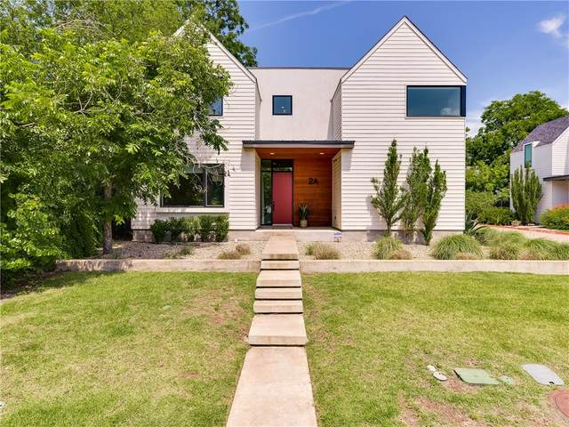 2010 Goodrich Ave 2A, Austin, TX 78704 (#1390423) :: Papasan Real Estate Team @ Keller Williams Realty