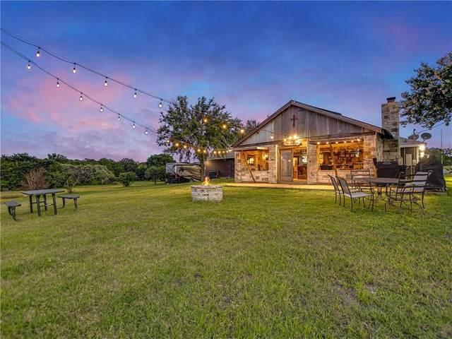 4303 Oak Creek Rd, Leander, TX 78641 (#1392293) :: Tai Earthman | Keller Williams Realty