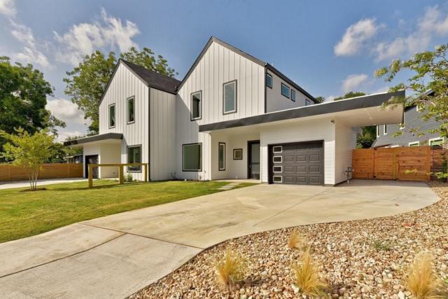 4701 Sara Dr B, Austin, TX 78721 (#1392758) :: Papasan Real Estate Team @ Keller Williams Realty