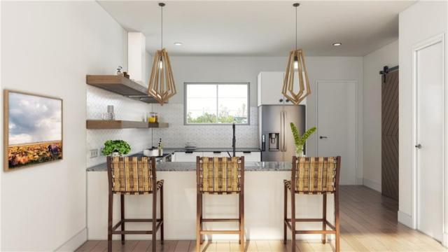 2709 E 5th St #1202, Austin, TX 78702 (#1394761) :: Carter Fine Homes - Keller Williams NWMC