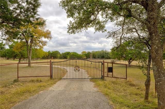 1231 Fm 3405, Georgetown, TX 78633 (#1395365) :: The Heyl Group at Keller Williams