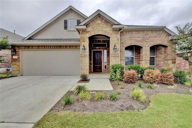 309 Summer Azure St, Georgetown, TX 78626 (#1395772) :: The Gregory Group