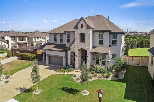 2516 Long Lasso Pass, Leander, TX 78641 (#1397693) :: Ana Luxury Homes