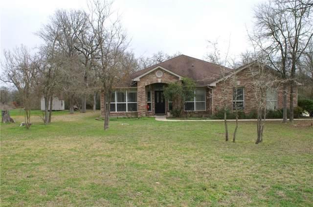 177 Billingsley Hts, Cedar Creek, TX 78612 (#1397838) :: The Perry Henderson Group at Berkshire Hathaway Texas Realty